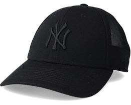 New York Yankees Women Sportmesh 940 Black Adjustable - New Era