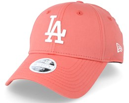 Los Angeles Dodgers Women Essential 940 Pink Adjustable - New Era