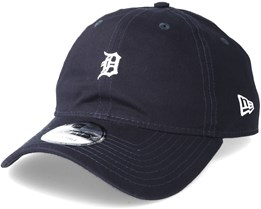 Detroit Tigers Team Mini Logo 940 Navy Adjustable - New Era