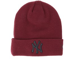 New York Yankees Seasonal Maroon Cuff - New Era