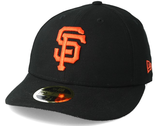 top fashion 74c4e 4361d ... buy san francisco giants poly low profile 59fifty black fitted new era  caps hatstore c3934 4884f