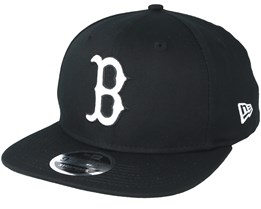 Boston Red Sox True Originators 950 Black/White Snapback - New Era