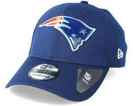 New England Patriots Logo Pack 39Thirty Blue Flexfit - New Era