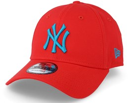 New York Yankees League Essential 940 Red Adjustable - New Era