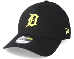 Detroit Tigers League Essential 940 Black Adjustable - New Era