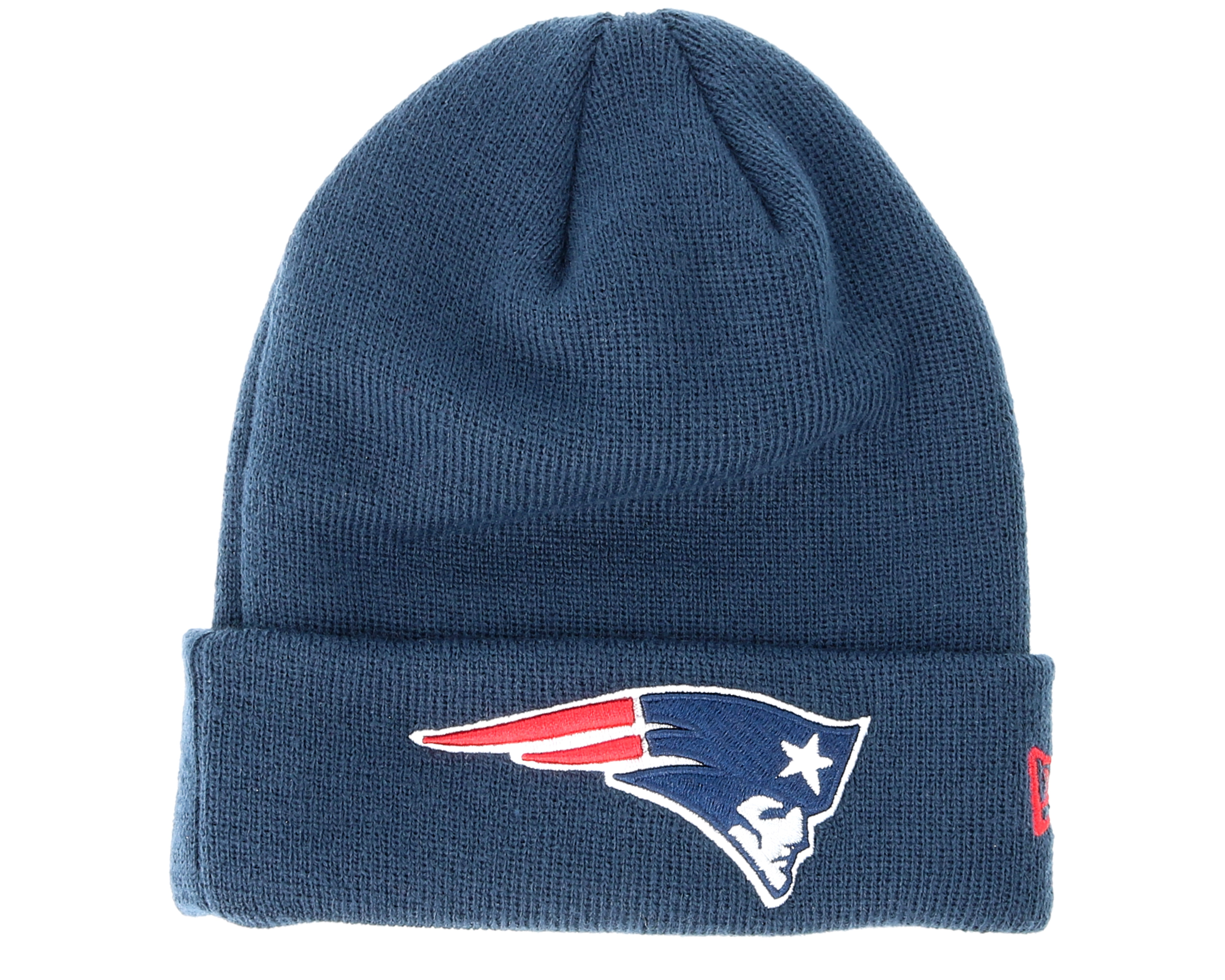Cat With Patriots Hat On