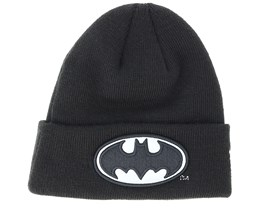 Junior Reflect Batman Knit Black Cuff - New Era