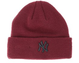 Kids New York Yankees Infant Seasonal Maroon Cuff - New Era