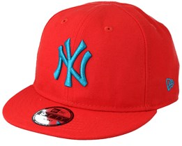 New York Yankees Inf League Essential 940 Red Adjustable - New Era