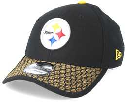 Pittsburgh Steelers Sideline 39Thirty Black Flexfit - New Era