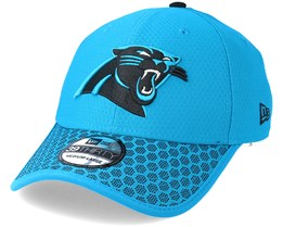 Carolina Panthers Sideline 39Thirty Teal Flexfit - New Era