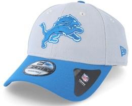 Detroit Lions The League Grey/Blue Adjustable - New Era