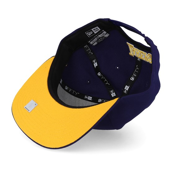 LA Lakers 9Fifty Of Sn Primary Snapback - New Era lippis - Hatstore.fi 5eb6d6671
