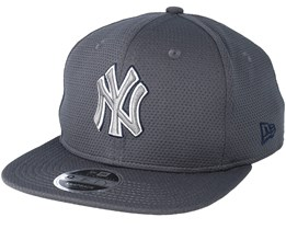 New York Yankees Tone Tech Redux 9fifty Grey Fitted - New Era