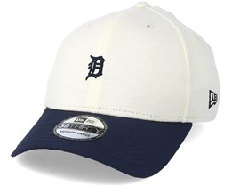 Detroit Tigers The Lounge 3930 Natural/Navy Flexfit - New Era