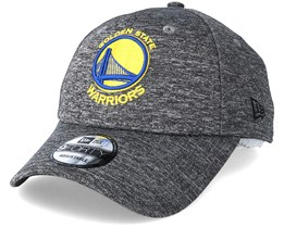 Golden State Warriors Tech 9Forty Grey Adjustable - New Era