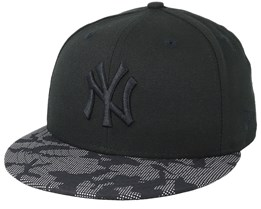 New York Yankees Night Time 59Fifty Black Fitted - New Era