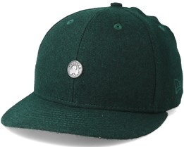 Boston Celtics Pin Low Pro Green Fitted - New Era