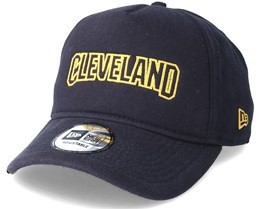 Cleveland Cavaliers Chainstitch Aframe Navy Adjustable - New Era