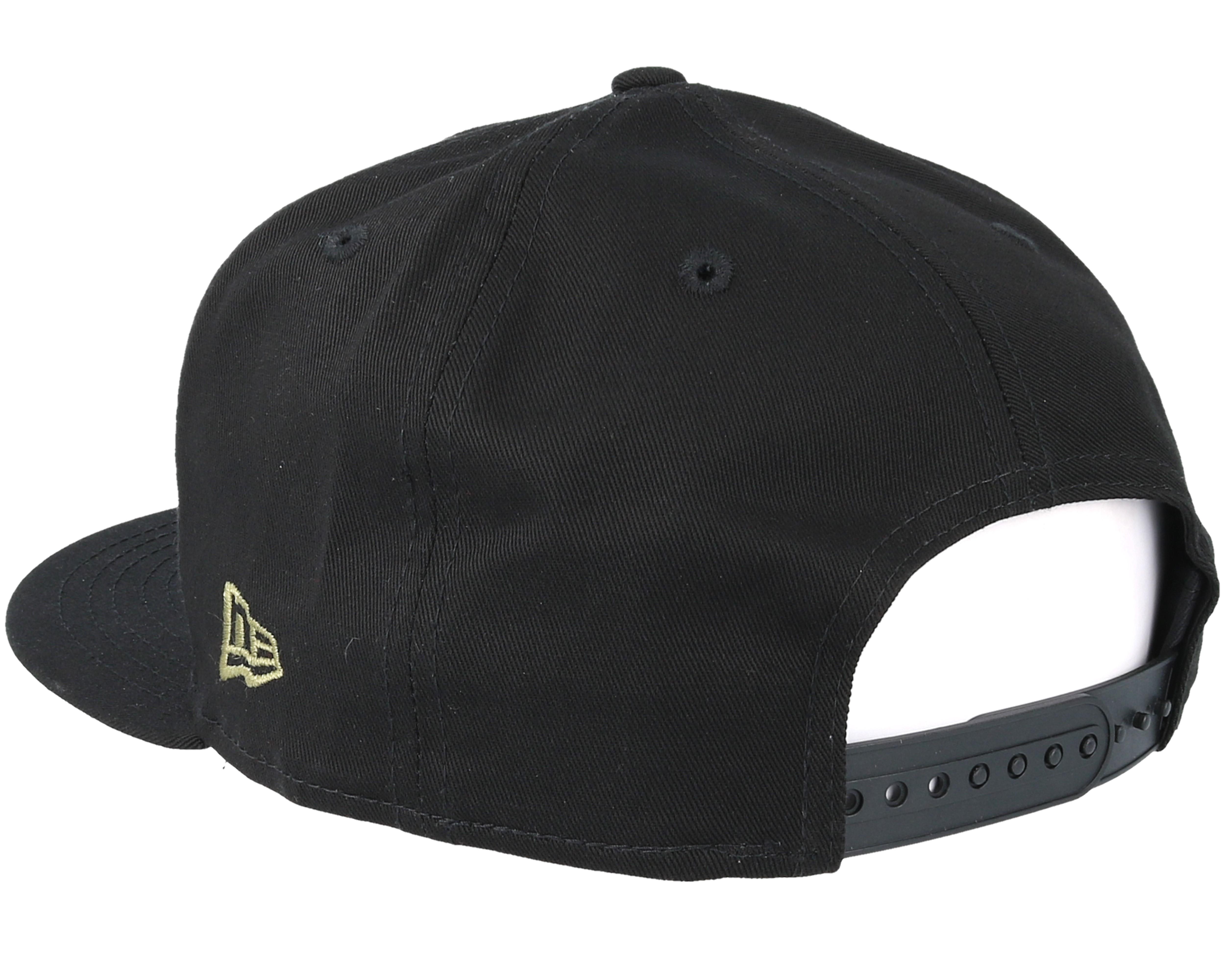 new york yankees league essential 9fifty black olive snapback new era cap. Black Bedroom Furniture Sets. Home Design Ideas