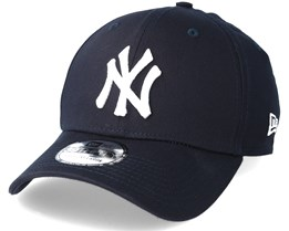 New York Yankees 39Thirty Washed Team Colour Navy Flexfit - New Era