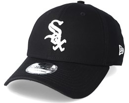 Chicago White Sox 39Thirty Washed Team Colour Black Flexfit - New Era