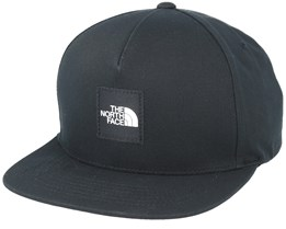 Street Ball Black Snapback - The North Face