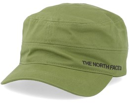 Logo Military Iguana Green Army - The North Face