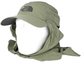 Sun Shield Ball Olive Adjustable - The North Face