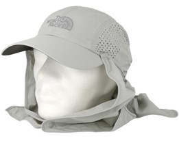Sun Shield Ball Light Grey Adjustable - The North Face