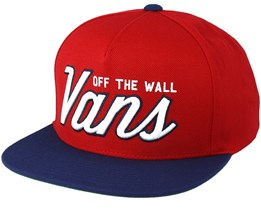 Hayden Chili Pepper Snapback - Vans