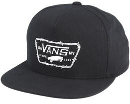 Drop V II Black Snapback - Vans