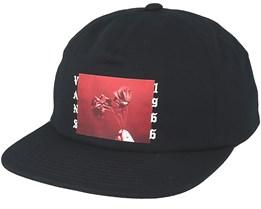 Bad Valentine Black Snapback - Vans