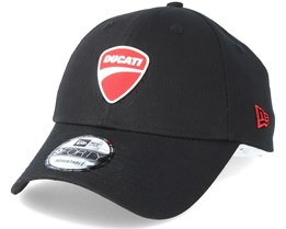 Ducati Essential 9Forty Black Adjustable - New Era