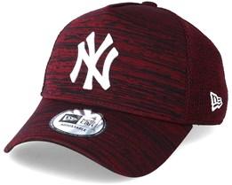 New York Yankees Aframe Engineered Fit  Red Adjustable - New Era