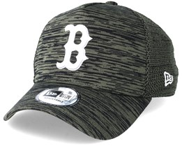 Boston Red Sox Aframe Engineered Fit Green Adjustable - New Era