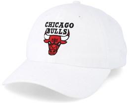 Chicago Bulls 9Fifty Washed White Adjustable - New Era