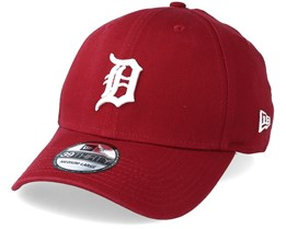 Detroit Tigers 39Thirty Washed Cardinal/White Flexfit - New Era