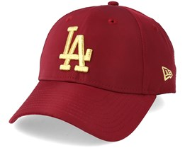 Los Angeles Dodgers Sport Womens 9Forty Red Adjustable - New Era