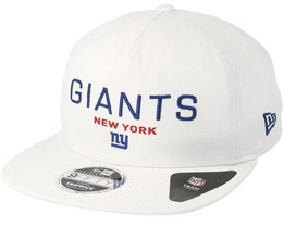 New York Giants Statement 9Fifty White Snapback - New Era