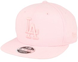 Los Angeles Dodgers Oxford 9Fifty Pink Snapback - New Era