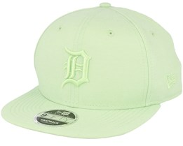 Detroit Tigers Oxford 9Fifty Mint Green Snapback - New Era