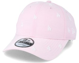 Los Angeles Dodgers 9Forty Monogram Pink Adjustable - New Era