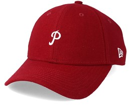Pittsburgh Pirates Melton Cardinal Adjustable - New Era
