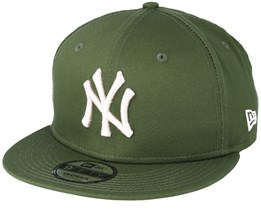 New York Yankees League Essential 9Fifty Green Snapback - New Era