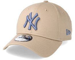 New York Yankees League Essential 9Forty Camel Adjustable - New Era