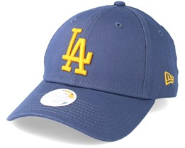 Los Angeles Dodgers League Essential 9Forty Womens Blue Adjustable - New Era