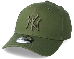 New York Yankees League Essential 39Thirty Olive Flexfit - New Era