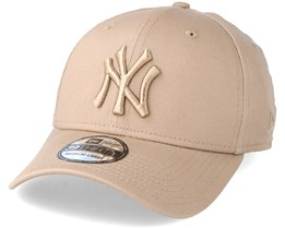 New York Yankees League Essential 39Thirty Camel Flexfit - New Era