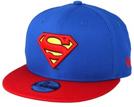 Kids Superman 9Fifty Blue Snapback - New Era